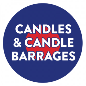 Candles & Candle Barrages