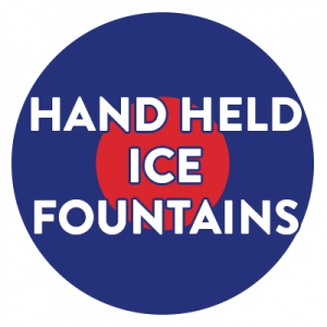 Hand-Held Ice Fountains