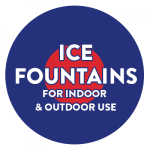 Indoor Ice Fountains