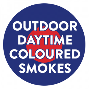 Outdoor Daytime Coloured Smokes