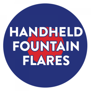 Handheld Fountain Flares